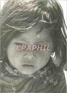 Moderne Karte Enfant Katmandou