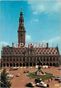 Moderne Karte Louvain 2 grande bibliotheque de l universite