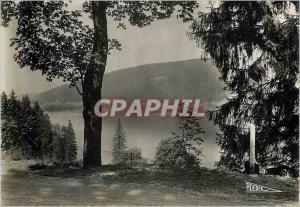 Moderne Karte 576 echappee sur le lac de gerardmer