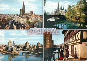 Moderne Karte 67482330 l alsace pittoresque souvenir de strasbourg