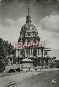 Moderne Karte Paris Les Invalides Le Dome