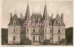 Ansichtskarte AK Le Chateau de la Coat Carric