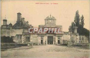 Ansichtskarte AK Anet(eure et loir) le chateau