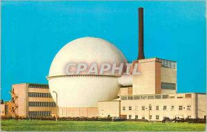 Moderne Karte The reactor dounreay caithness