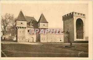 Ansichtskarte AK La douce france cahors (lot) 19 la barbacane (xv siecle) et la tour des pendus
