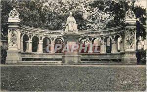 Moderne Karte Valenciennes Le monument du chroniqueur Froissart