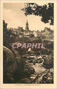 Ansichtskarte AK Huelgoat Le Chaos du Moulin