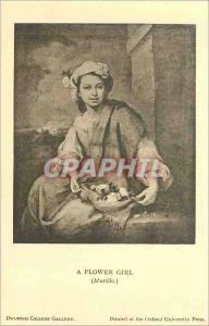 Ansichtskarte AK Dulwich College Gallery a Flower Girl (Murillo)