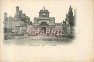 Ansichtskarte AK Anet (Eure et Loir) Le Chateau