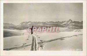 Moderne Karte Ski