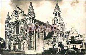 Moderne Karte Poitiers Eglise Notre Dame la Grande