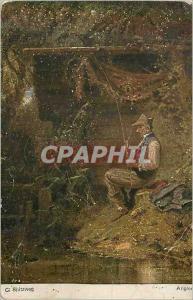 Moderne Karte Galerie Munchner Meister Gemalde Karte C Spitzweg Peche