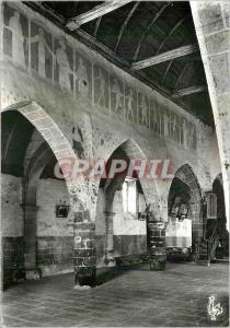 Moderne Karte Plouha (C du N) Chapelle de Kermaria an Isquit L'Interieur Cote Gauche Fresque La Danse Macabre