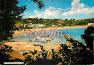 Ansichtskarte AK St Brelade's Bay Jersey CI