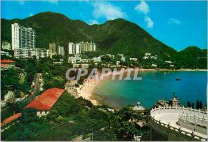 Moderne Karte Repulse Bay Hong Kong