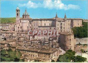 Moderne Karte Urbino Palais Ducal et Panorama