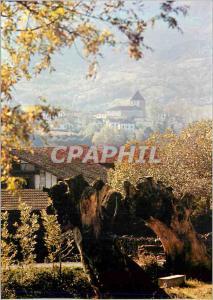 Moderne Karte Sare (Pyrenees Atlantiques) Charmant Village de Traditions