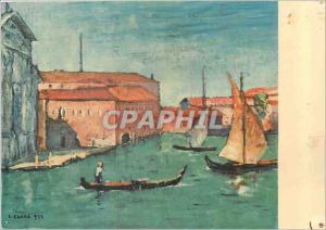 Moderne Karte Milano Venezia Carra (1881)