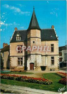 Moderne Karte Etampes (Essonne) La Maison d'Anne de Pisseleu