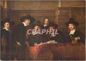 Moderne Karte Rijksuseum Amsterdam Rembrandt van Rijn (1606 1669) Lees Syndics des Drapiers
