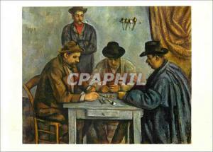 Moderne Karte The Metropolitan Museum of Art Bequest of Stephen C Clark 1960 Card Players
