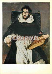 Moderne Karte Museum of Fine Arts Boston El Greco Spanish 1541 1614 Fray Felix Hortensio Paravicino