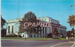 Moderne Karte State Library and Supreme Court Building Hartford Conn