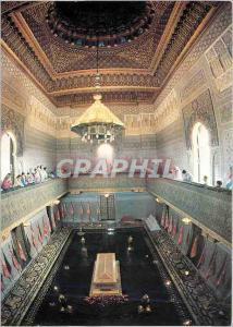 Moderne Karte Rabat Maroc Infini Interieur du Mausolee de SM Mohammed V