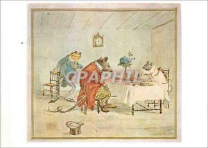 Moderne Karte Victoria and Albert Museum Water Colour Sketch by Randolph Caldecott for his Picture