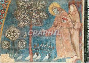 Moderne Karte Assisi Basilica di S Francesco (Chiesa Inferiore)