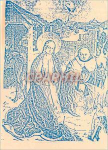 Moderne Karte Fribourg Eglise des Cordeliers la Naissance du Christ