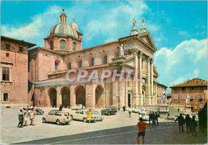Moderne Karte Urbino La Cathedrale
