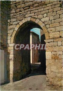 Moderne Karte Mougins (A M)La porte Sarrazine