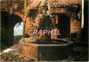 Moderne Karte Les Belles Images de Provence Vieille Fontaine Provencale