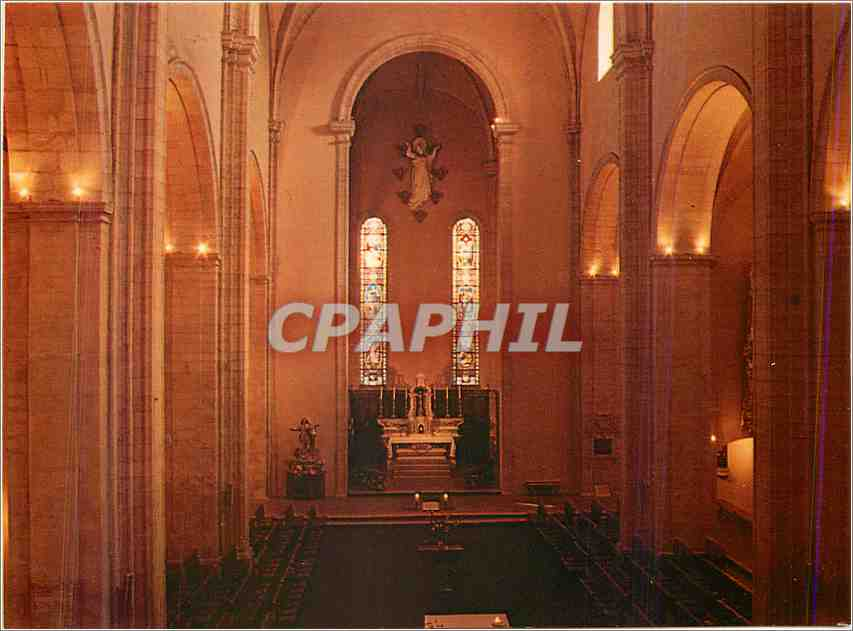 Moderne Karte Eglise Notre Dame la Ciotat 0