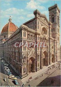 Moderne Karte Firenze Citta D'Incanto La Cathedrale et le Clocher de Giotto