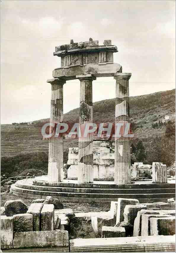 Moderne Karte Delphi The Tolas 0