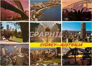 Moderne Karte Sydney Australia