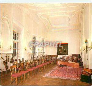 Moderne Karte Salzburg The City of Mozart Dancing masters hall in Mozart's dwelling house with historical inst