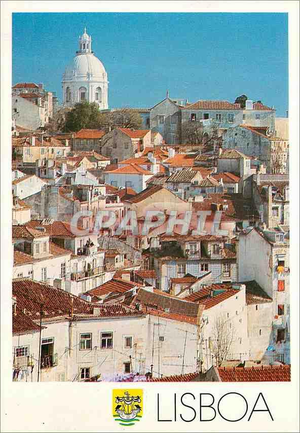 Moderne Karte Lisboa 0