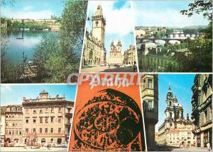 Moderne Karte Praga Meilleurs souvenirs de Prague