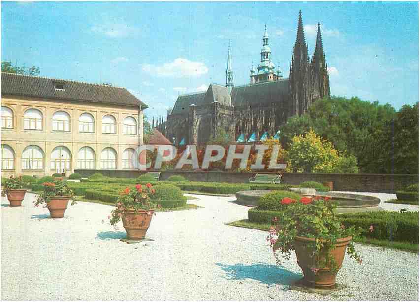Moderne Karte Praga Meilleurs souvenirs de Prague 0