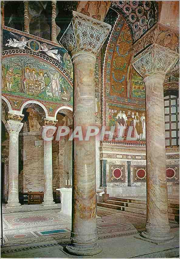 Moderne Karte Ravenna Basilica di S Vitale (VI Sec) 0