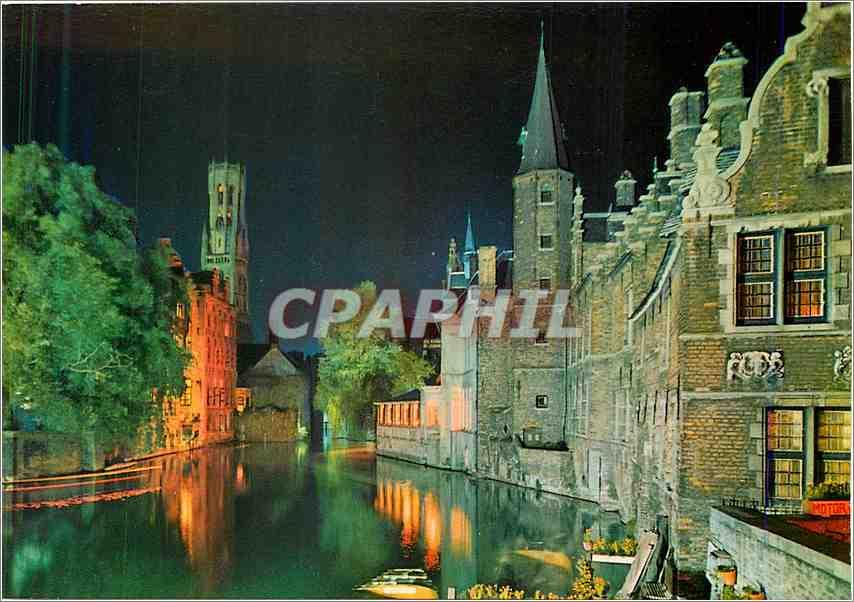 Moderne Karte Bruges 0