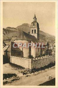Ansichtskarte AK Les Pyrenees Route thermale Des Eaux Bonnes a Argules Gazost Arrens (Vallee du Gave d'Azun)Viell