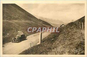 Ansichtskarte AK Les Pyrenees de Bagneres de Bigorre a Luchon par la route thermale Passage du cole de peyrsourde