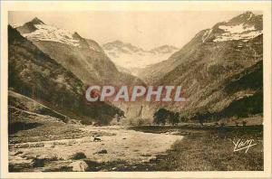 Ansichtskarte AK Luchon Reine de Les Pyrenees Vallee du Lys Cascade d'Enfer Excursion tres recommandee