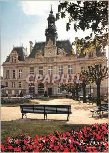 Moderne Karte Limoges Hte Vienne L Hotel de Ville