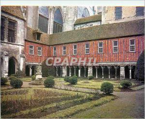 Moderne Karte Beauvais Oise Cathedrale St Pierre Le cloitre