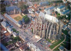 Moderne Karte Beauvais Oise La Cathedrale Saint Pierre et son palais episcopal